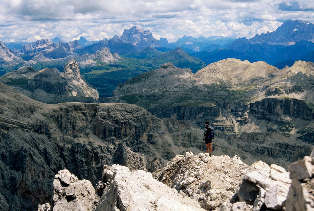 Är du en campare eller en klättrare?