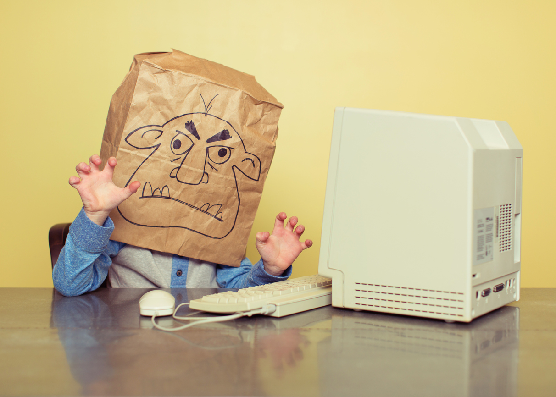 Hur du som jobbar med direktförsäljning hanterar troll på nätet